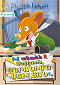 My name is Stilton, Geronimo Stilton
